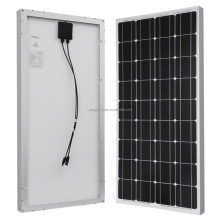 Small power 100W price per watt solar panels