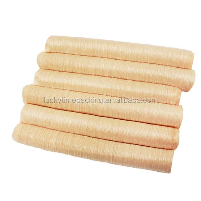 Food Grade Edible Shirred HALAL Certified Collagen Sausage Casing