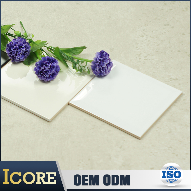Alibaba Online Shopping Turkish Stocklot Solid Color Ceramic Tile