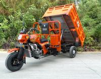Gasoline Three Wheeler /China Tricycle With Strong Frame