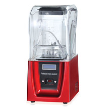 Commercial Electric Blender with Sound Cover /Industrial Blender with Silent Proof