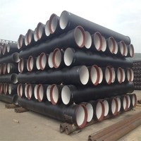 DAT ductile iron pipe china import direct