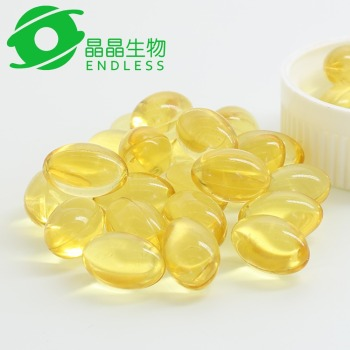 Whosale Organic Ganoderma Lucidum Spores Oil Softgel