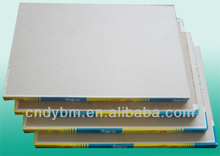 picture of gypsum board