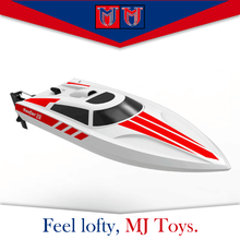 Hot selling 2.4Ghz remote control ship toys, rc racing speed boats for sale