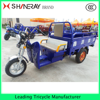 Shineray 110CC/125CC/150CC 3 Wheel Motor Scooter / Cargo Scooter