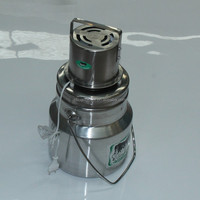 5L Steel Lid Automatic Electric Milk Mixer