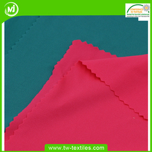 Weft Knitted Elastane Fabric 90% Polyester 10% Spandex Single Jersey with Dri fit