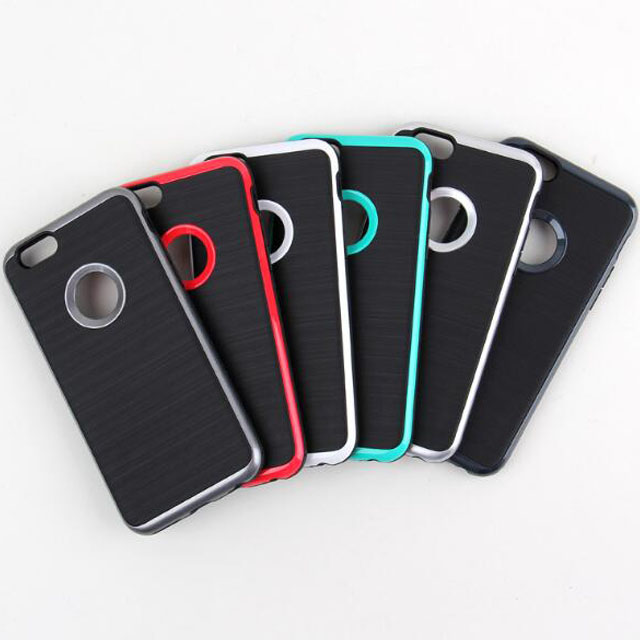 Multiple Choices Small Screen China Soft Thin Smart Phone Case For 6pls Camera Cover