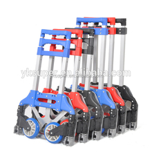 High quality foldable platform hand pallet truck low price SP-441