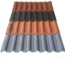 Cheap Quality New Stone Coated Sheet metal roofing used for sale