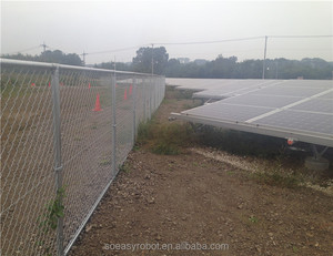 Electric Solar Lowes Wire Mesh Fencing Prices Fence