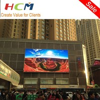 High Resolution P6 SMD Outdoor Full Color Video Led Screens