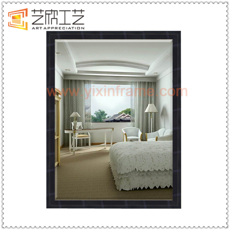 Cheap Baroque Style Plastic Mirror Frame Bathroom Mirror