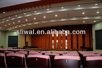 china manufacturer aluminium high quality decorative partition screen for church buildings