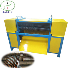 aluminium foil and copper pipe separating machine for waste conditioner