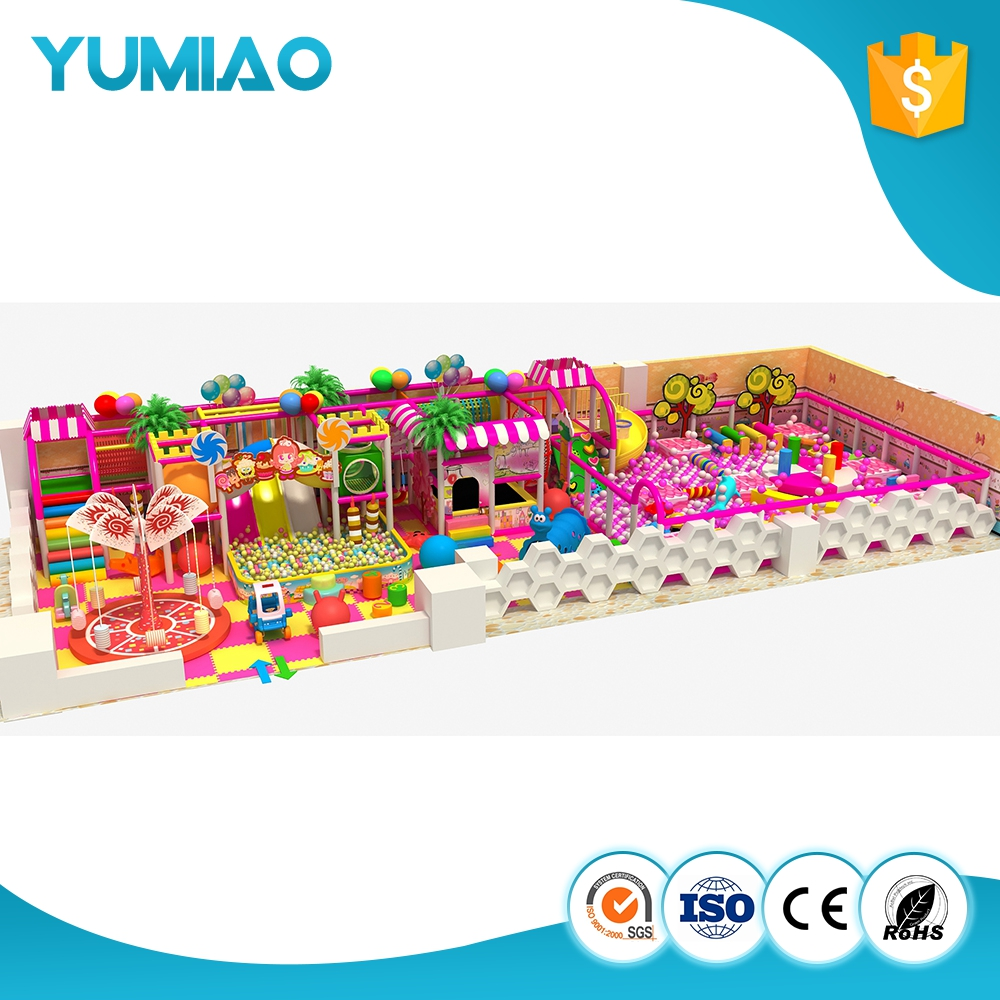 Reasonable price preschool indoor play equipment plastic kids sliding board indoor playground slide