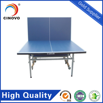 Table Tennis Table Mobile/Cheap Sale Ping Pong Table/Tennis De Table
