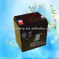 Rechargeable solar street lights battery with CE