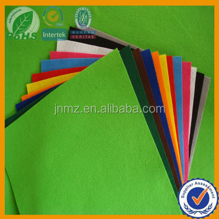 Die Cut 100% Polyester Fabric Felts/Acrylic Fabric Felts/Nonwoven Fabric