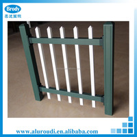 OEM cheap aluminum powder coated garden trellis