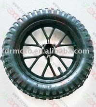 2 stroke mini bike wheels