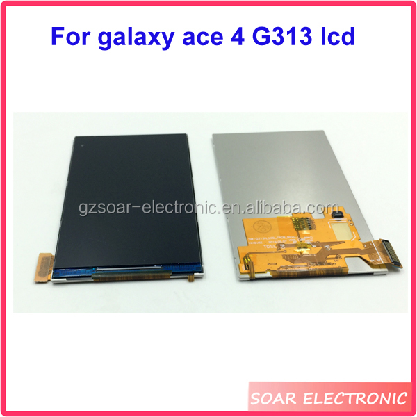 Wholesale cell phone part for Samsung galaxy ace 4 G313, LCD assembly for Samsung galaxy ace 4 G313