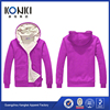 High quality fashion winter jacket sweatshirt winter hoodies for women