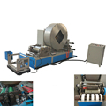 Cigarette Roll Paper Gluing and slitting machine