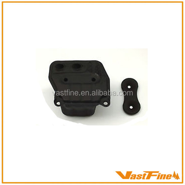 Spare parts for chainsaw muffler for chainsaws 52cc 58cc