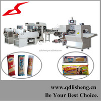 Automatic Kerala Food weighing,seal,Packing Machine with 2 Weighers