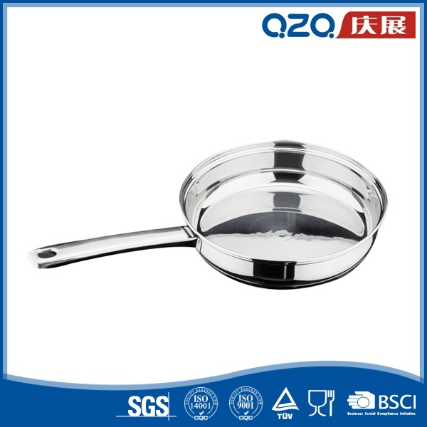 Most stylish reusable professional custom stainless steel cookware china