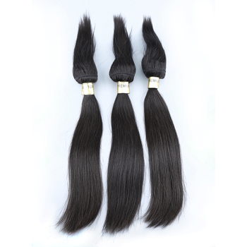 New arrival good quality and fashional braid in human hair bundles