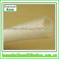 No Smell PVC Transparent Braided Hose