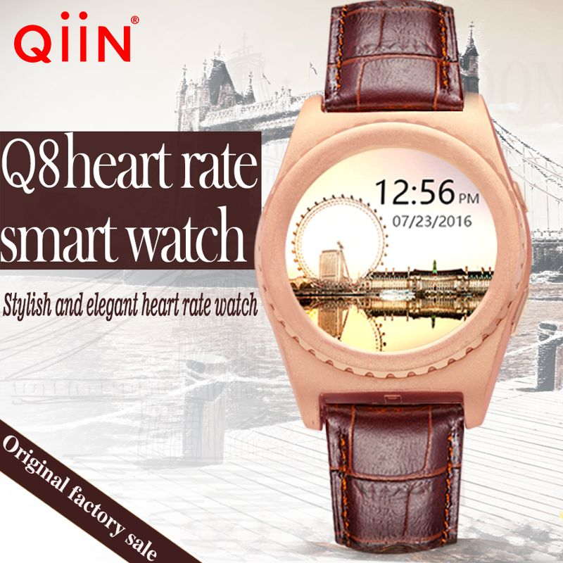 Q8 New design Q8 heart rate monitor smart watch Made in China