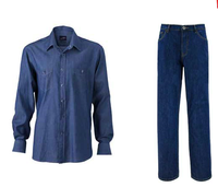 SABS Denim Conti Suit,super strong workwear jacket and jeans