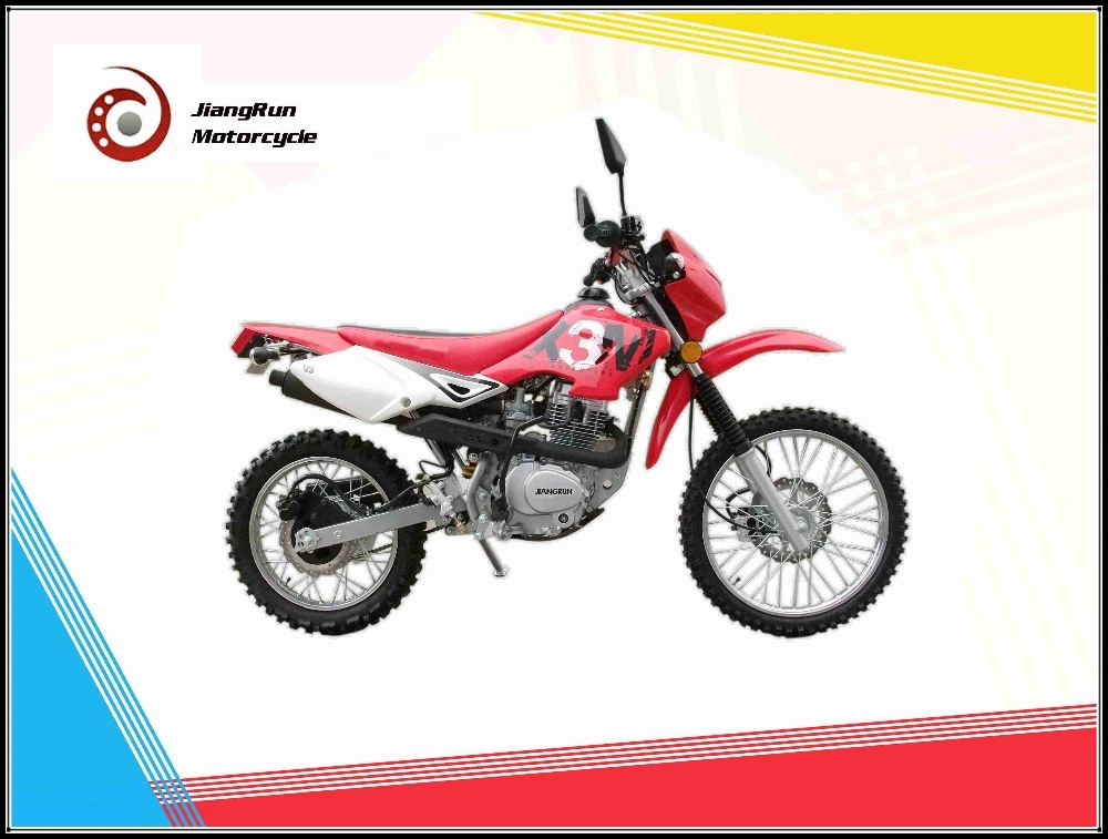 The unique new design off road motorbike / 125cc dirt bike