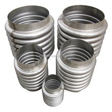 304 or 316 stainless steel metal bellows hose