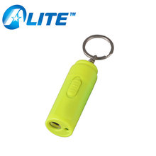 Mini USB Keyring Torch USB Keychain Light with Laser Pointer