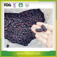 Cheap Price Freeze Dried Fruits and Vegetables Natural Freeze Dried Mulberry
