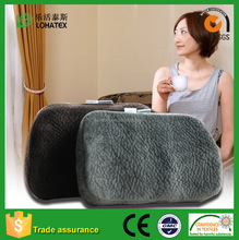 Back support anti bacterial cushion cheap with bamboo fiber cover