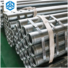 1/2 inch ERW round hot-dip galvanized steel pipe / conduit welded with ASME b 36.10 good price