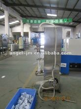 Automatic sachet mineral water or pure water filling packaging machine with R.O. machine or U.F. system