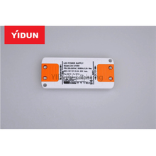 YIDUN Lighting 2500mA LED Power Driver PC Slim 30W LED Driver for led strips lighting