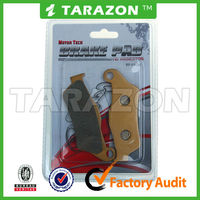 motorcycle brake pads for Suzuki motocross bikes
