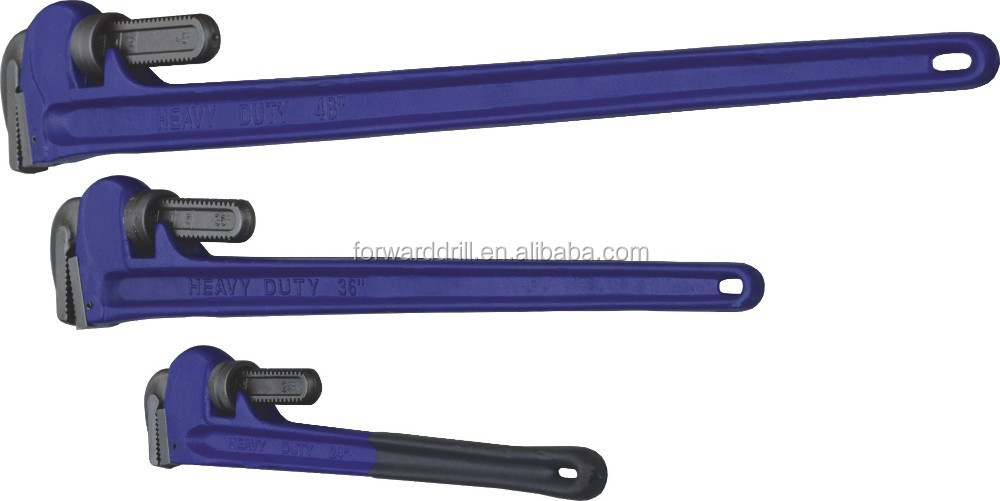 Pipe Wrench for Core Barrel and drill rod