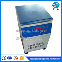 2016 digital TGL120 laboratory Vertical high speed cold centrifuge