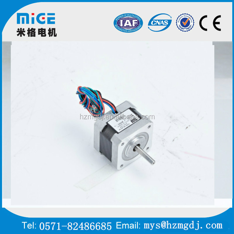 two phase motor low speed vibration and precision orientation. and MIGE high quality and best small motor