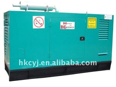 automatic Generator Set with silence box