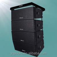 "outdoor 2*10"" 16ohm 700W empty line array empty cabinet india"
